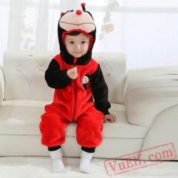 Ladybug Animal Baby Onesie Pajamas - Baby Kigurumi Onesies