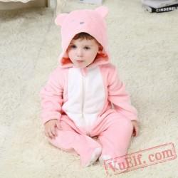 Bear Baby Onesie Pajamas - Baby Kigurumi Onesies