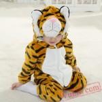 Tiger Animal Baby Onesie Pajamas - Baby Kigurumi Onesies