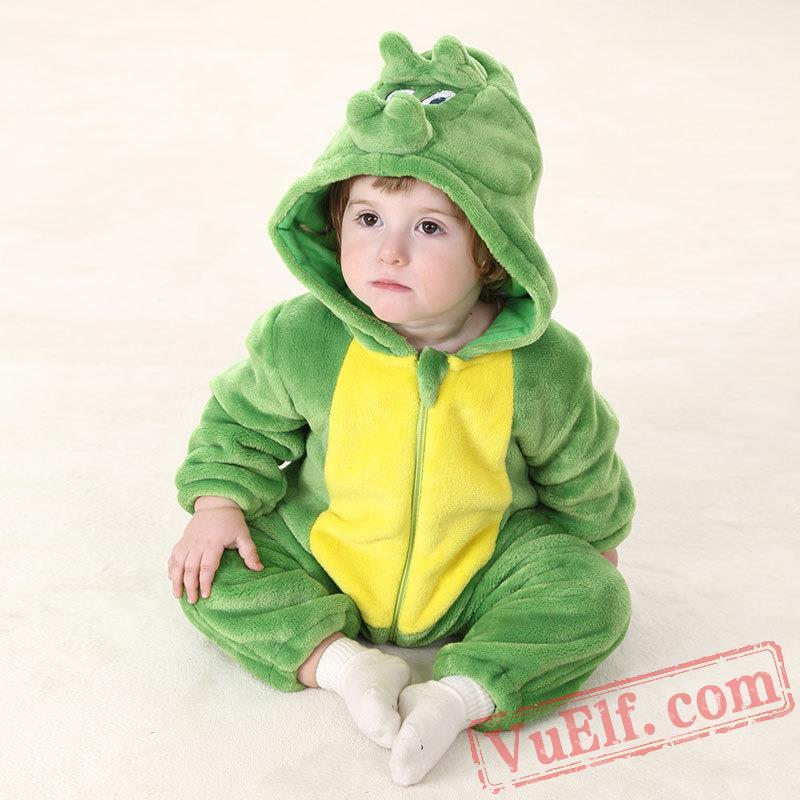 169916c6f6c1 Dinosaur Animal Baby Onesie Pajamas - Baby Kigurumi Onesies