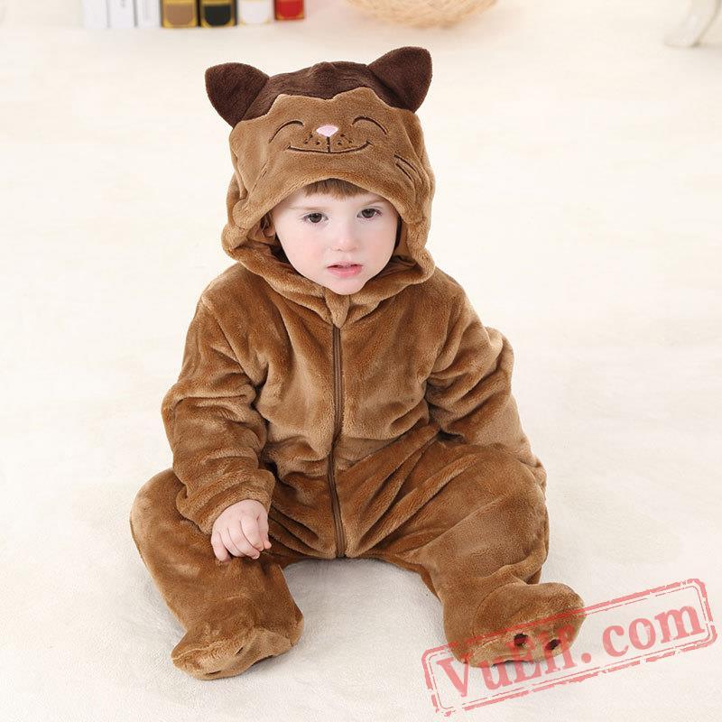 d0bb259ea5d5 Totoro Baby Onesie Pajamas - Baby Kigurumi Onesies