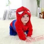 Spider-Man Baby Onesie Pajamas - Baby Kigurumi Onesies