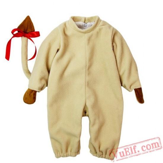 Halloween Lion Baby Onesie Pajamas - Baby Kigurumi Onesies