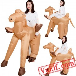 Camel Inflatable Blow Up Costume