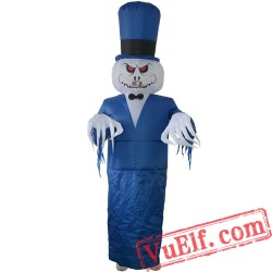 Adult Devil Halloween Inflatable Blow Up Costume