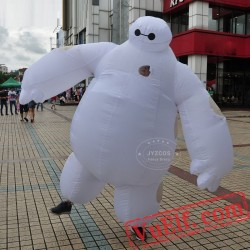 Adult Baymax Inflatable Blow Up Costume