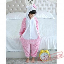 Kids Pocket Animal Kigurumi Onesie Pajamas