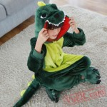 Dinosaur Kigurumi Onesie Pajamas Kids Animal Costumes