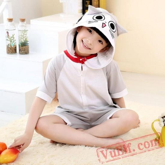 Cats Kigurumi Onesies Kids Animal Onesie Costumes