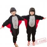 Kids Cartoon Kigurumi Onesie Pajamas