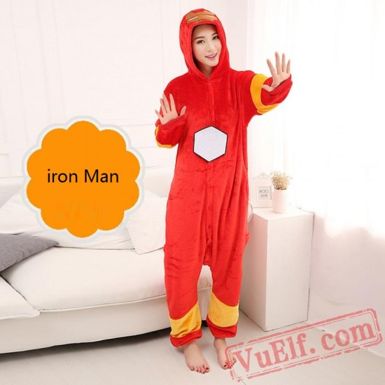 Spiderman Onesie Costume & Pajamas - Halloween Costumes