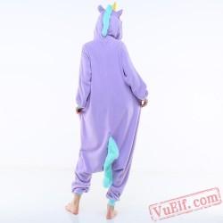 Purple Pegasus Onesie Costumes / Pajamas for Adult - Kigurumi Onesies