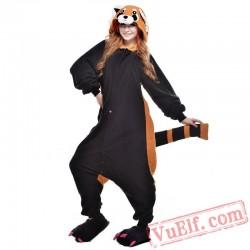 Racoon Onesie Costumes / Pajamas for Adult - Kigurumi Onesies