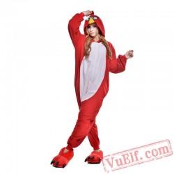 Red Birds Onesie Costumes / Pajamas for Adult - Kigurumi Onesies