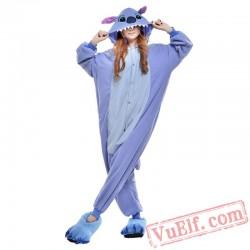 Cartoon Stitch Onesie Costumes / Pajamas for Adult - Kigurumi Onesies