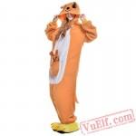 Kangaroo Onesie Costumes / Pajamas for Adult - Kigurumi Onesies