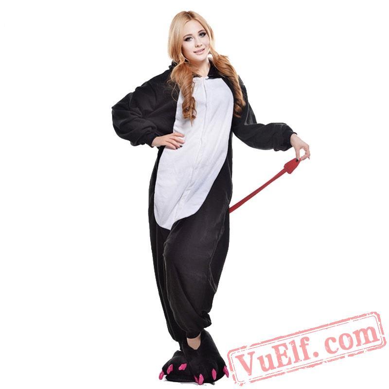 Devil Onesie Costumes   Pajamas for Adult - Kigurumi Onesies 02af93f38b9bf