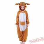 Kangaroo Onesie Costumes / Pajamas for Kids - Kigurumi Onesies