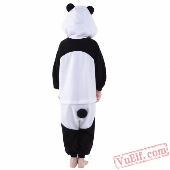 Panda Onesie Costumes / Pajamas for Kids - Kigurumi Onesies