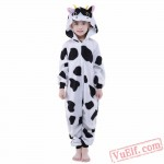 Cow Onesie Costumes / Pajamas for Kids - Kigurumi Onesies