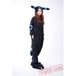 Black Pokemon Pikachu Onesie Pajamas Adult Costumes