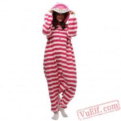 Cat Kigurumi Onesie Pajama Costumes Adult Animal Onesies