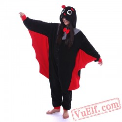 Bat Kigurumi Onesies Adult Animal Onesie Pajama Costumes