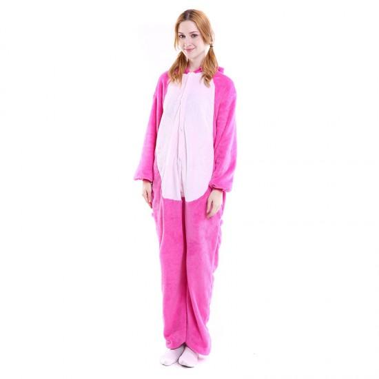 Cartoon Stitch Onesie Pajamas Kigurumi Onesie Costumes
