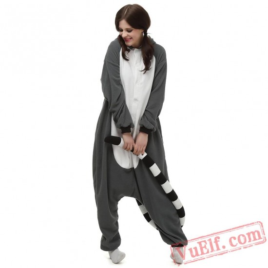 Adult Animal Kigurumi Onesie Pajama Costumes