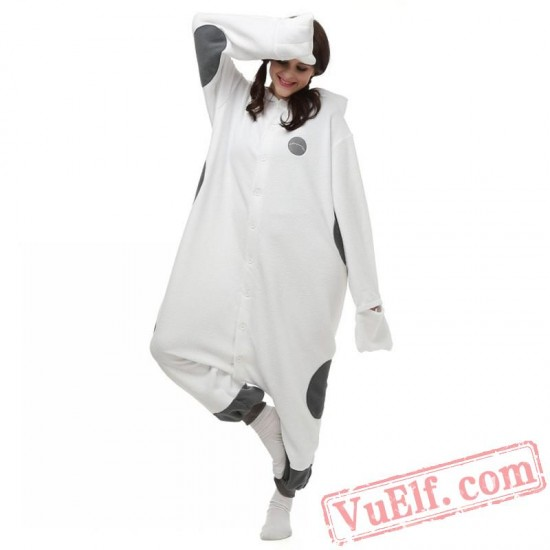Big Hero 6 Baymax Onesie Pajamas Kigurumi Costumes