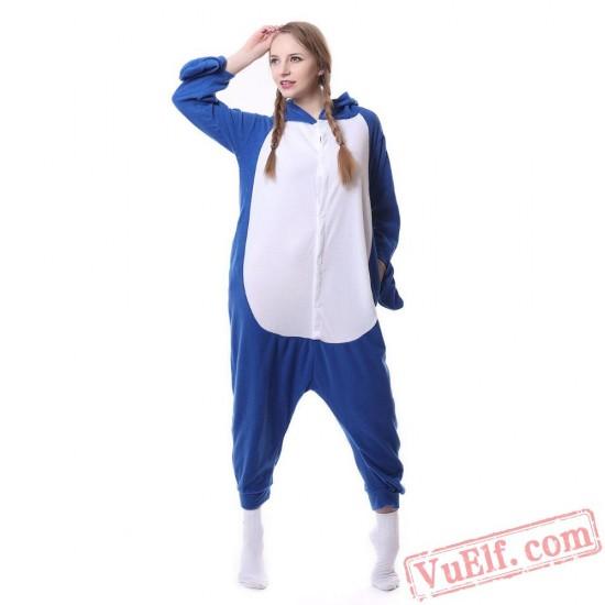 Shark Kigurumi Onesie Pajamas Adult Animal Onesie Costume