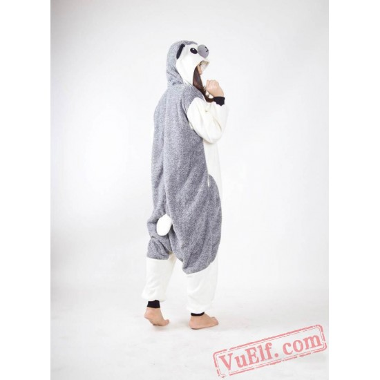 Hedgehog Onesie Pajamas Adult Animal Onesie Pajama Costumes