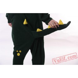 Adult Animal Onesies Pajamas Crocodile Kigurumi Onesies Costume