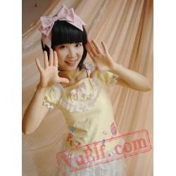 Light Yellow Lace Lolita Lolita Dress