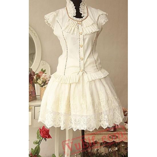 Infanta Spring Fragrance Ballet Lolita Dress