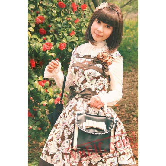 Infanta The Letter from Paris Lolita JSK Four Colors