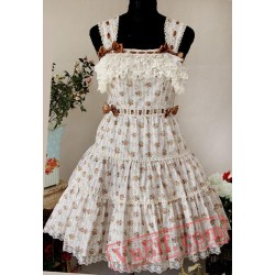 Summer Holiday High Waist Lolita Jumper