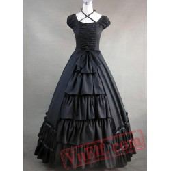 Black Gothic Victorian Style Clothes