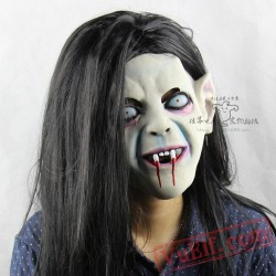 Horror Grudge Sadako Ghost Halloween Masks