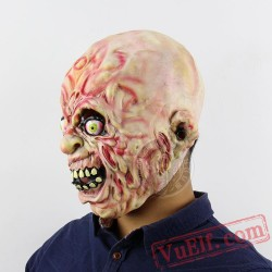 Biochemical Crisis Zombie Halloween Masks