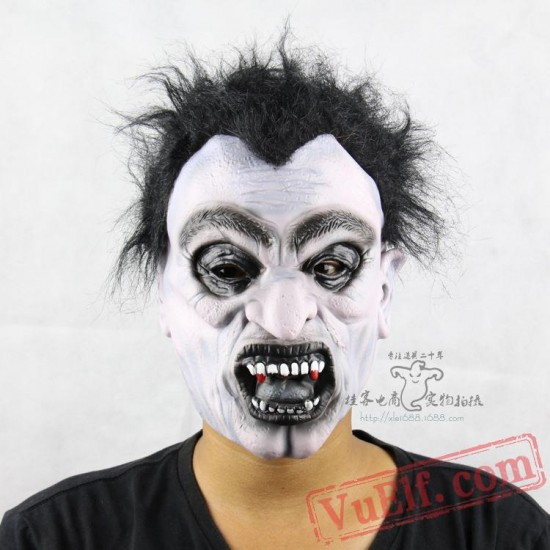 Ghost Halloween Masks