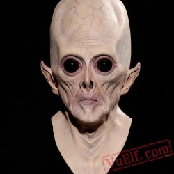 Big Eyes Alien Halloween Masks