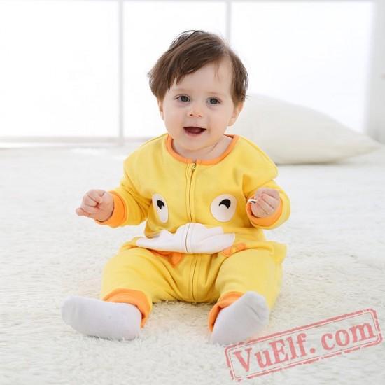 Baby Chick Kigurumi Onesie Costume