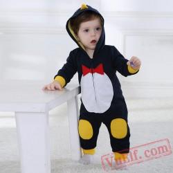 Baby Cute crows Kigurumi Onesie Costume