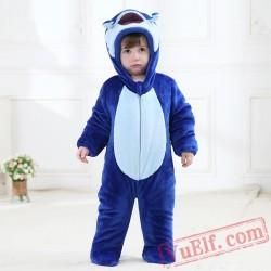 Baby Cute Devil Fish Kigurumi Onesie Costume
