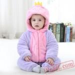 Baby Sweet Little Princess Kigurumi Onesie Costume