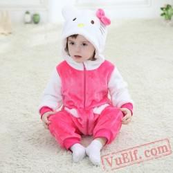 Baby Cat Kigurumi Onesie Costume
