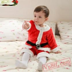 Baby Christmas Kigurumi Onesie Costume