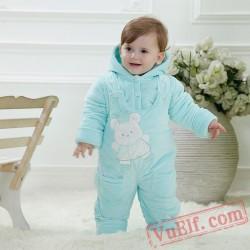 Baby Cute Bear Kigurumi Onesie Costume