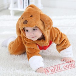 Baby Big Ear Dog Kigurumi Onesie Costume